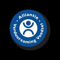 Alliantie verduurzaming voedsel logo