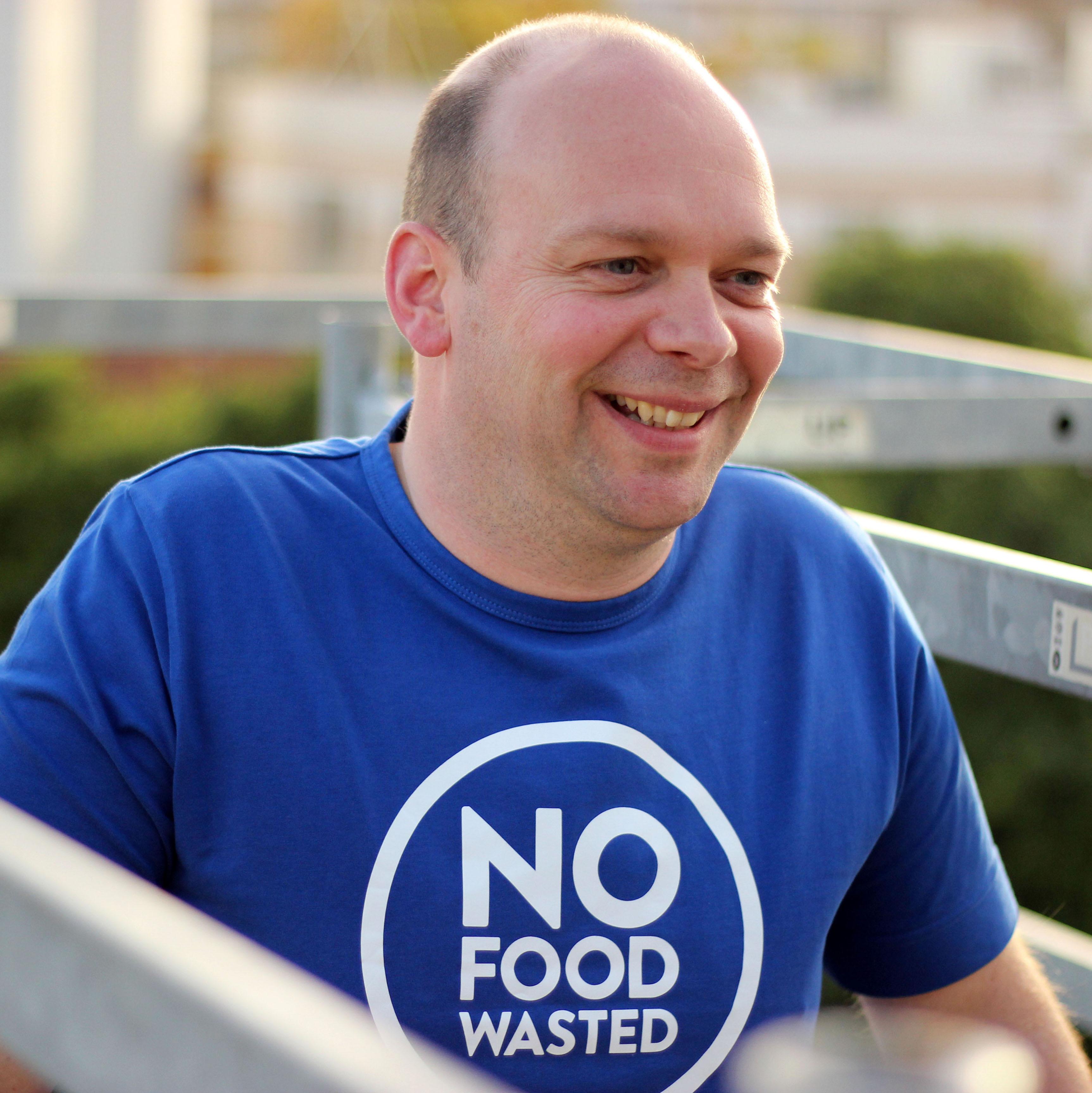 Samen Tegen Voedselverspilling - Stakeholders - August de Vocht - Oprichter NoFoodWasted
