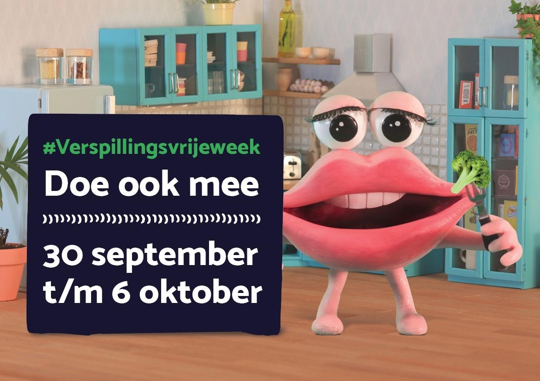 STV - Events - Verspillingsvrije Week