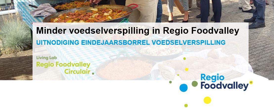 Event verspillingsborrel Regio Foodvalley