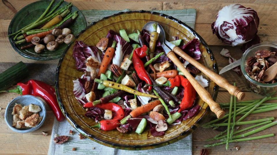 Koken met groenterestjes | Samen Tegen Voedselverspilling (Bron: Rijkzwaan)